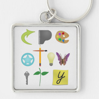 Creativity Key Chain
