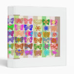 Creativity n Happiness : Butterfly Show Binder
