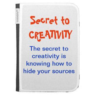 CREATIVITY no more a SECRET Case For The Kindle