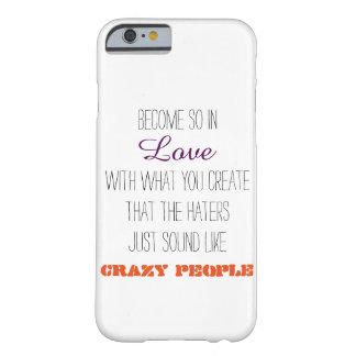 Creativity Quote iPhone Case