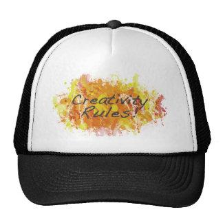 Creativity Rules! Trucker Hat