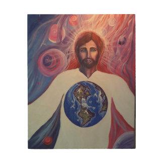 """""""Creator, Judge, Savior of the World"""" art print"""