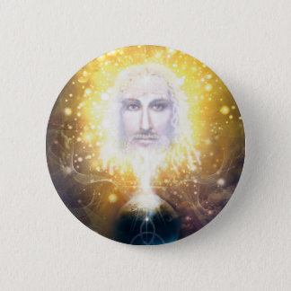 Creator of the World Pinback Button