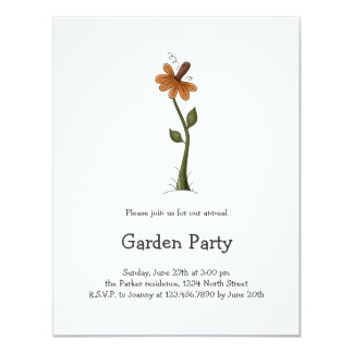 Creator's Canvas · Amber Flower Card
