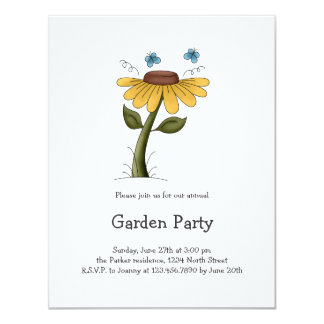 Creator's Canvas · Yellow Flower Card