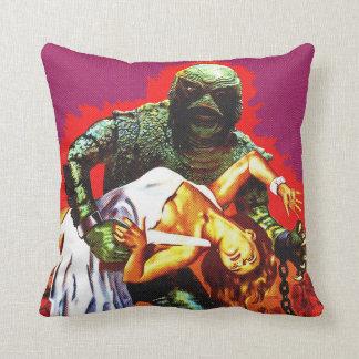 Creature Comforts Throw Pillow