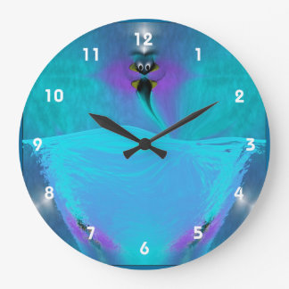 Creature Consciousness Clock