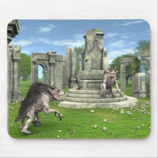 Creature Convention Mouse Pad