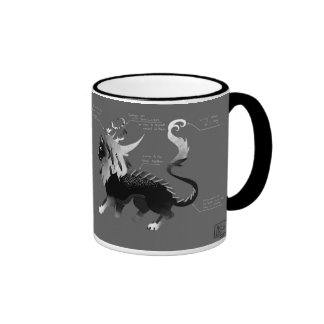 Creature design mug