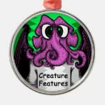 Creature Feature Christmas Tree Ornament