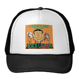 Creature from the Black Lagoon (Gulf) Trucker Hat