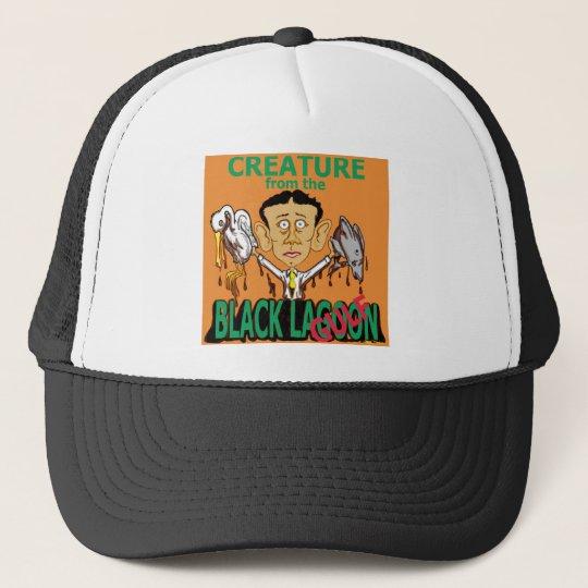 Creature from the Black Lagoon (Gulf) Trucker Hat