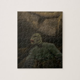Creature from the Black Lagoon Jigsaw Puzzle