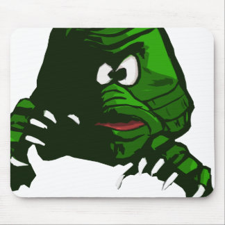 Creature from the Black Lagoon Mouse Pad