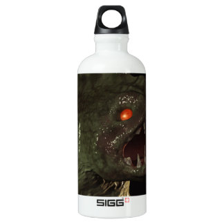 Creature from the Deep Aluminum Water Bottle