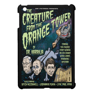 Creature of Dr. Naranja iPad Mini Case