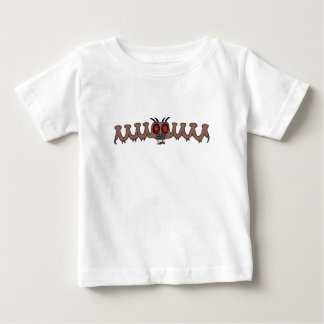 Creature of many legs t shirt