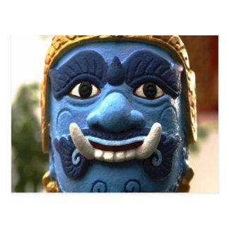 Creature of Thai Folk Story Folklore Postcard