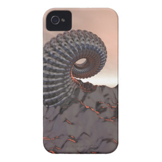Creature of The Mountain iPhone 4 Cover