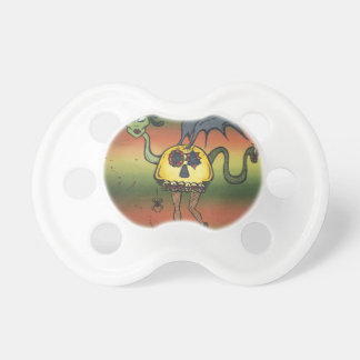 Creature of the Night Baby Pacifier