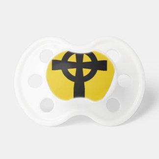 Creature Shield Logo Pacifier