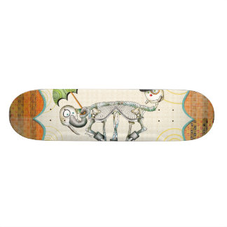 Creature Skateboard - Balancing Act Twins