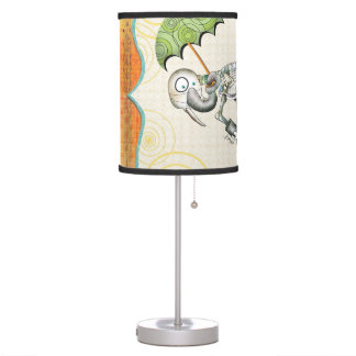 Creature Table Lamp -  Balancing Act Twins