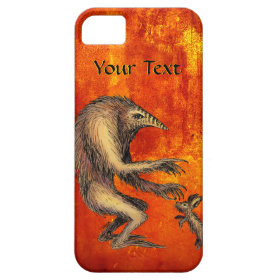 Creature vs. Doggie Halloween Case iPhone 5/5S Case