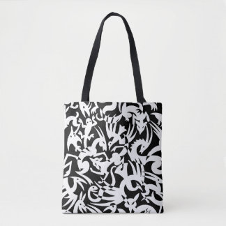 Creatures Tote Bag All-Over Print