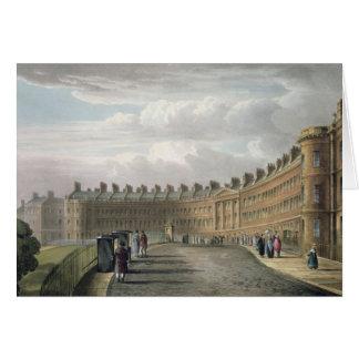 Creciente de Lansdown, baño, 1820 Tarjeta De Felicitación