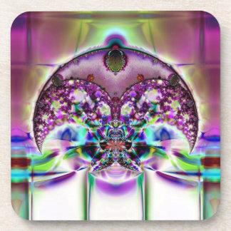 Creciente V del fractal de Arnold sistema del prác Posavasos