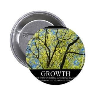 Crecimiento Pin