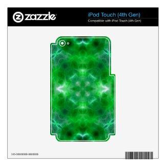Crecimiento y salud espirituales iPod touch 4G skin