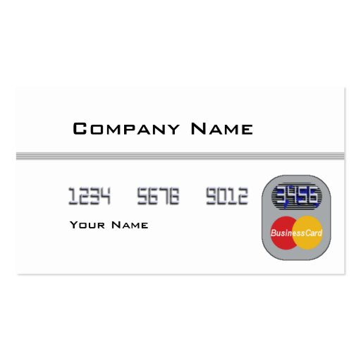 credit card blank double sided standard business cards pack of 100