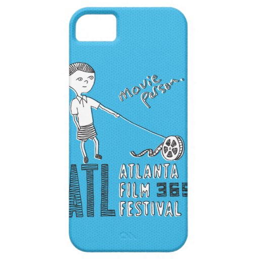Credit Card-Holding, Movie Person iPhone Case iPhone 5 Covers