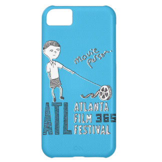 Credit Card-Holding, Movie Person iPhone Case
