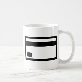 Credit Card Symbol Coffee Mug