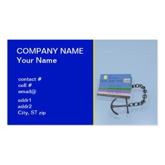 Credit counselor business card templates