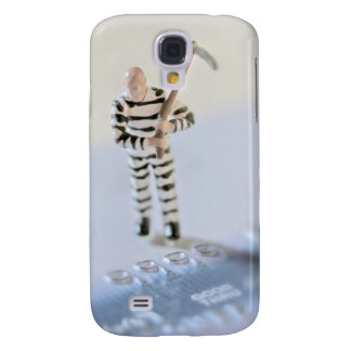 Credit Criminal Galaxy S4 Case