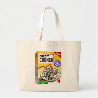 Credit Crunch Cereal Jumbo Tote Bag