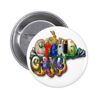 Credit Game Art Pin