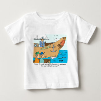 CREDIT UNION / FINANCIAL / BANKING investing gifts Baby T-Shirt