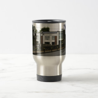 Credit Union Hq'S Modern Face From The Bridge In K 15 Oz Stainless Steel Travel Mug