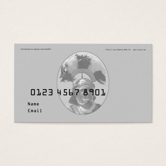 Creditcard Business Card