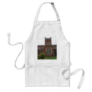 Crediton Parish Church Devon Aprons