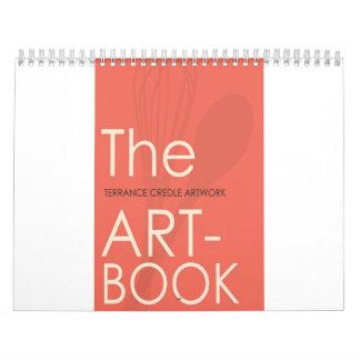 Credle 2015 Art Book Calendar