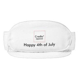 Credle Happy 4th Of July Hat Visor