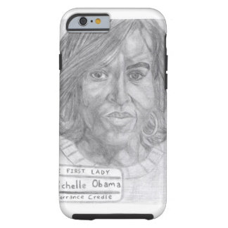 Credle Iphone 6 Michelle Obama tough Case