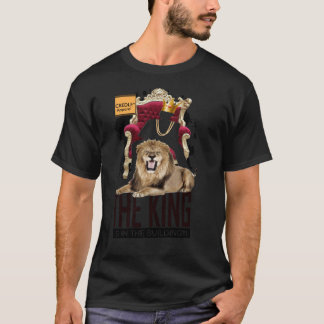 Credle: King is in the Building T-Shirt