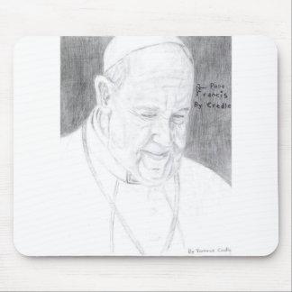 Credle's Pope Francis Mousepad